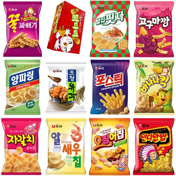 Mua đồ ăn vặt Hàn Quốc online đóng gói dễ chế biến mà vẫn cực chuẩn vị