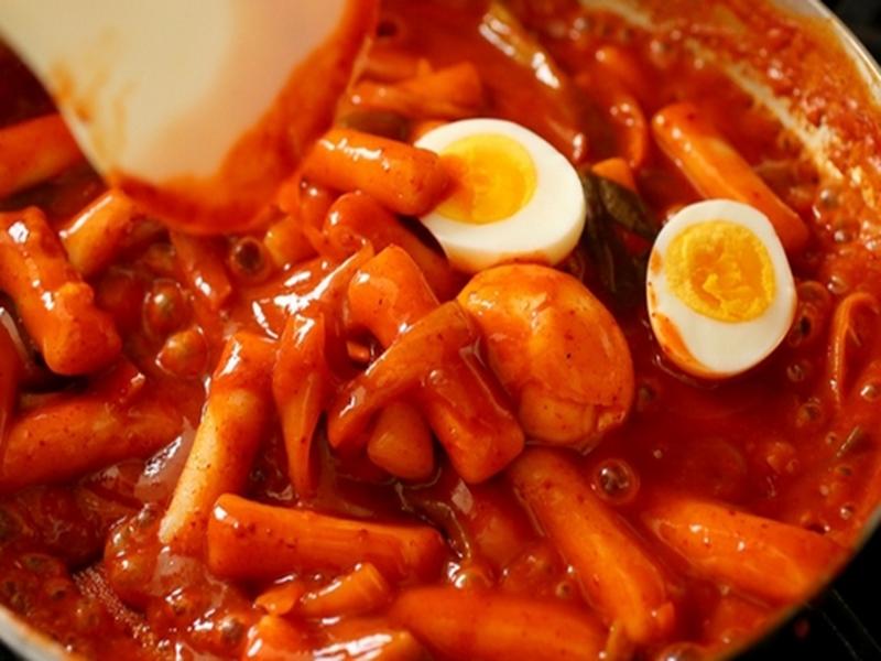 món ăn nổi tiếng ở hàn quốc