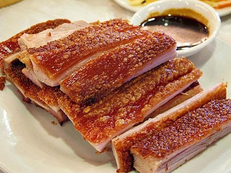 thịt rán kiểu Hàn Quốc