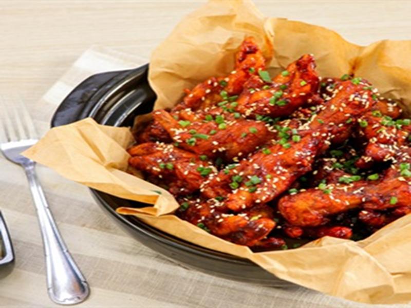món ăn cay Hàn Quốc